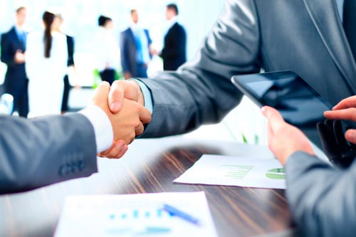 Factoring con cesión del contrato global con toma de razón