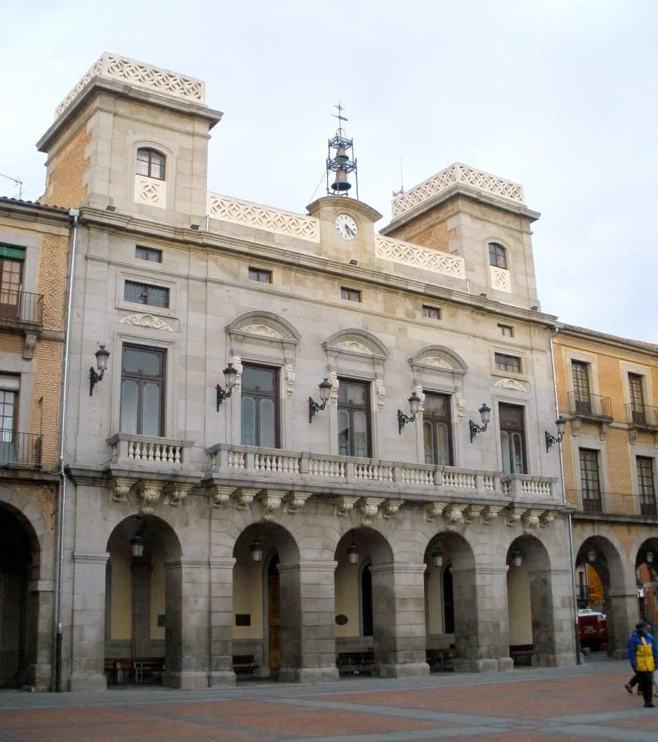 Ayuntamiento más endudado Avila